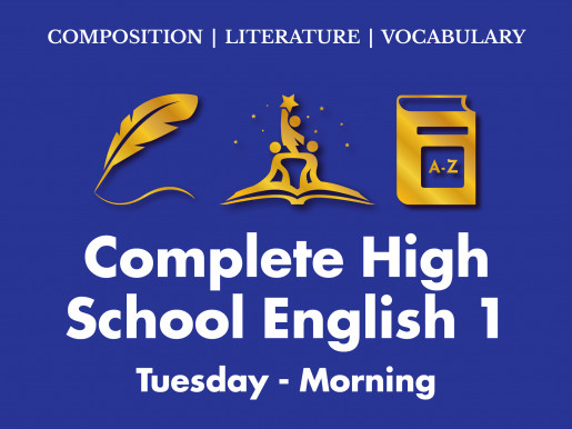 Complete High School English 1 | Tuesday Morning ET