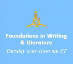 Foundations in Writing and Literature