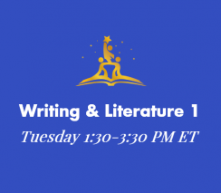 Writing & Literature 1 -  Beginning IEW and Enjoying Literature