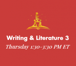Writing & Literature 3 - Advanced Writing & 20th-Century Literature & Beyond