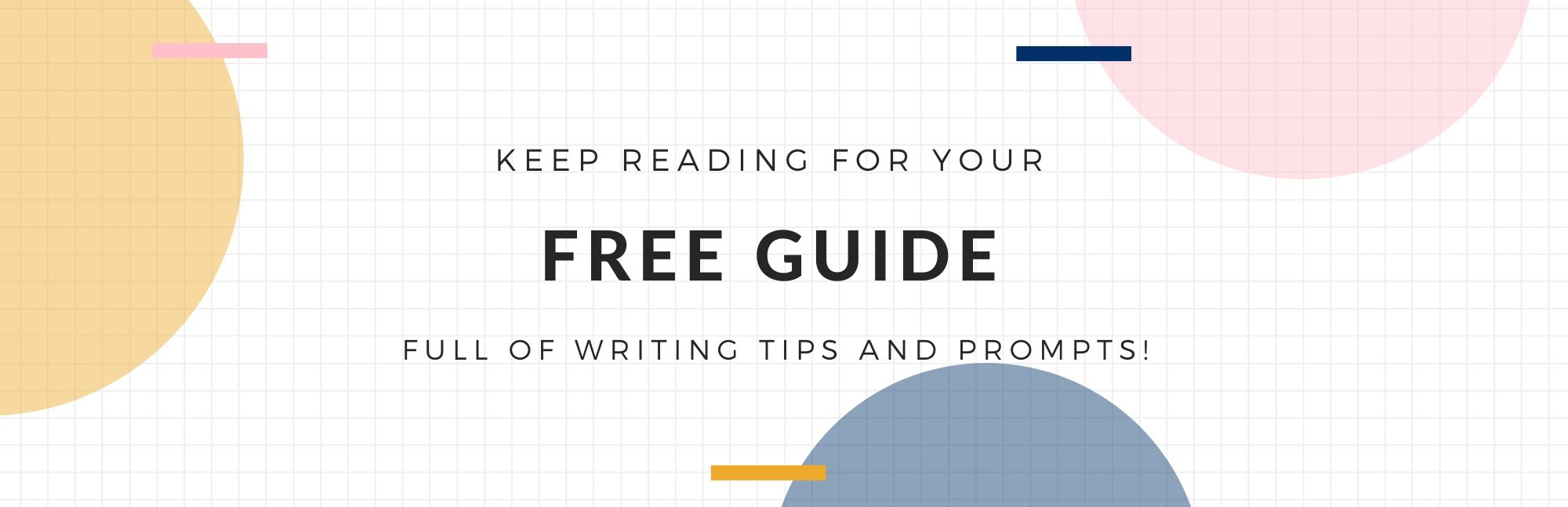 Free Writing Guide